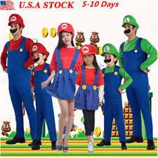 luigi costume ebay