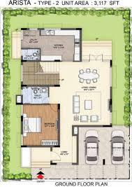 3117 sq ft 3 bhk 3t villa for sale in prestige group lakeside
