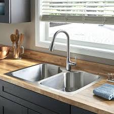 lowes double kitchen sink awesome granite and kitchen sinks lowes double best for stainless