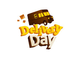 ups delivery day logo by cao dribbble