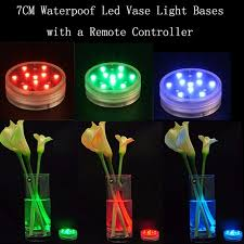 Submersible Led Light Centerpieces by Aliexpress Com Buy Submersible Led Candle Waterproof