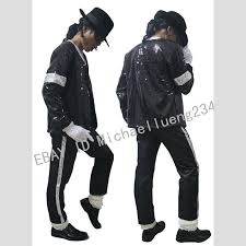 Michael Jackson Halloween Costume Shop Punk Halloween Costume Christmas Mj Michael Jackson