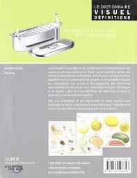 dictionnaire cuisine francais amazon fr alimentation et cuisine français anglais jean claude