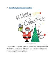 free christmas greeting cards for 2016