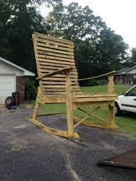 Big Rocking Chair In Texas The 9 Weirdest Places In Louisiana