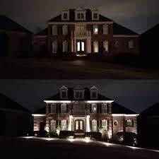 Wired Landscape Lighting For Home Audio Artful Landscape Lighting And More In Nashville