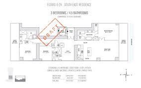 100 the nanny floor plan floor plan 2 with 1 bedroom