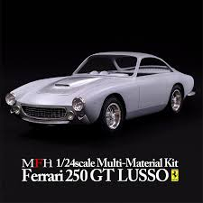 250 gt kit car 1 24scale multi material kit 250 gt lusso mfh