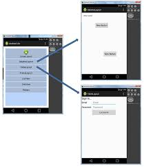 android studio button android ui layouts and controls codeproject
