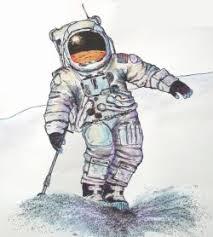 nasa apollo chronicles jack skis the moon