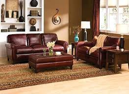 Traditional Leather Sofas Leather Sofa Raymour And Flanigan Jackson Traditional Leather