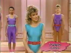 80s Workout Halloween Costume Minute Costumes Thought Aerobics