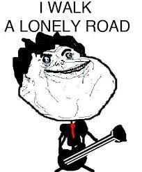 Forever Lonely Meme - green day is forever alone