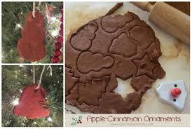 apple cinnamon ornaments graced simplicity
