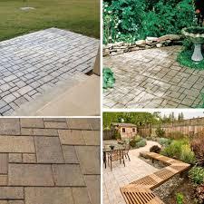 Concrete Patio Stone Molds by Aliexpress Com Buy Garden Stone Road Concrete Pavement Mold Diy