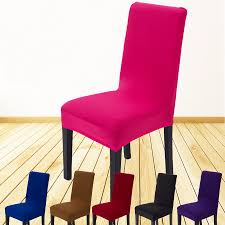 popular modern restaurant chairs buy cheap modern restaurant 4pcs spandex chair cover super elastic restaurant chair cover office computer seat cover stoelhoes eetkamer dinning