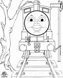 thomas friends coloring pages landscape kids printable