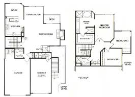 level floor pointe pacific floor plan