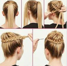 hairstyles for waitresses 61 best tie up the beauty hairstyle images on pinterest simple