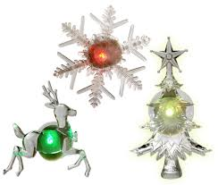 Lighted Snowflakes Outdoor by Amazon Com Holiday Window Decorations Assorted Set Of 3