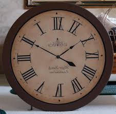 home design 1000 images about large clocks on pinterest wall