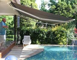 Automated Awnings Motorised Blinds In Sydney Automatic Awnings