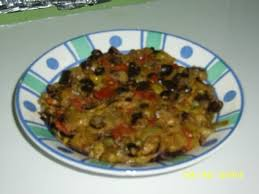 cuisine sicilienne recette recette de caponata sicilienne la recette facile