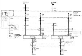 interior and exterior light wiring diagram ford truck