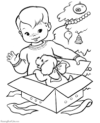 christmas puppy coloring pages learntoride