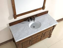 bathroom cabinets abstron country oak finish traditional