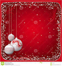 free christmas cards christmas card with balls royalty free stock photos image