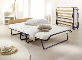 Folding Bed Mattress Jay Be Contour Folding Bed With Pocket Spring Mattress U0026 Reviews