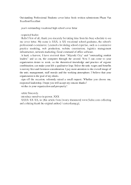 rn new grad cover letter cover letter sample for fresh graduate nurses