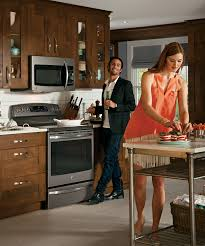 what color cabinets with slate appliances ge expands popular new slate finish to more appliances