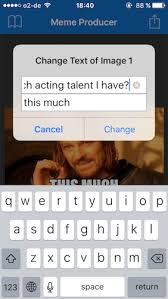 Meme Text App - 7 free apps to create memes on your iphone or ipad