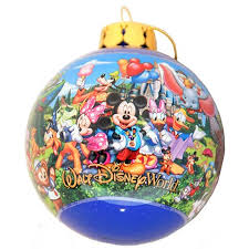 your wdw store disney ornament storybook logo walt
