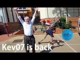 Kevin Rudd Memes - kevin07 back at it playing handball youtube