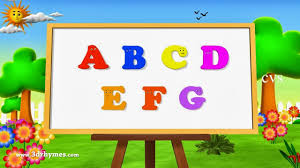 Nursery Rhymes Decorations by Alphabet Songs All English Abcd Rhymes For Children Kids Videos