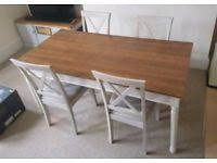 shabby chic dining table dining tables u0026 chairs for sale gumtree