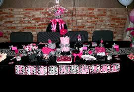 zebra baby shower inspiring pink zebra print baby shower decorations 19 in baby