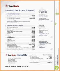 Free Bank Statement Template Excel Bank Statement Template Free Thebridgesummit Co