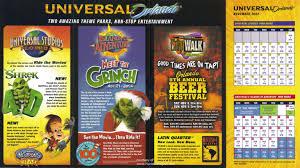 Universal Orlando Map Universal Orlando Hours U0026 Information