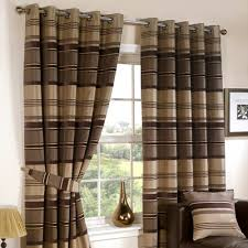 Brown Patterned Curtains Pin By Knoesen On Home Ideas Buy Curtains