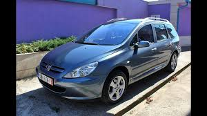 peugeot 307 new peugeot 307 sw 2005 2 0i 140hp exclusive youtube