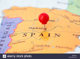 Alicante Spain Map by Spain Map Stock Photos U0026 Spain Map Stock Images Alamy