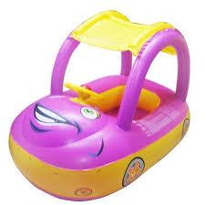 siege gonflable bébé voiture de sécurité parasol piscine gonflable bébé flotteur bateau
