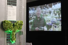 bringing our films to the brand new covent garden flower market
