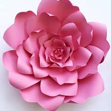 backdrop paper paper flower tutorial paper flower backdrop paper flower