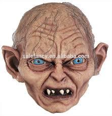 Mask Movie Halloween Costume Lord Rings Movie Halloween Fancy Dress Costume Mask Qmak 2042