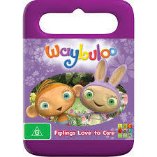 waybuloo piplings love care dvd big